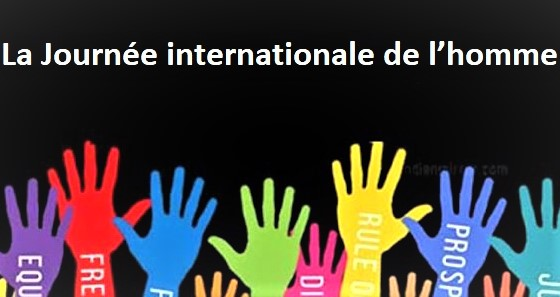 La Journée internationale de l'homme