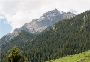 voyage au Kirghizistan