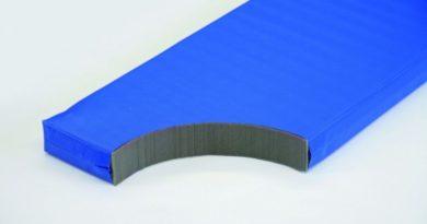 tapis de gymnastique