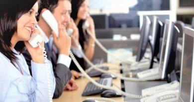 Les centres d'appels