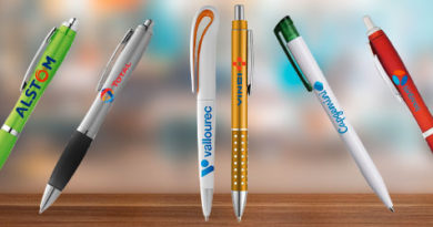 stylo publicitaire