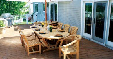 Quel est le matériau parfait pour une terrasse design ?